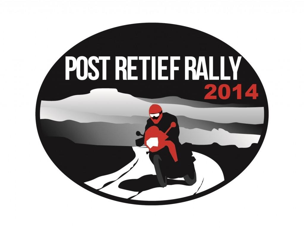 Sticker Post Retief Rally 2014